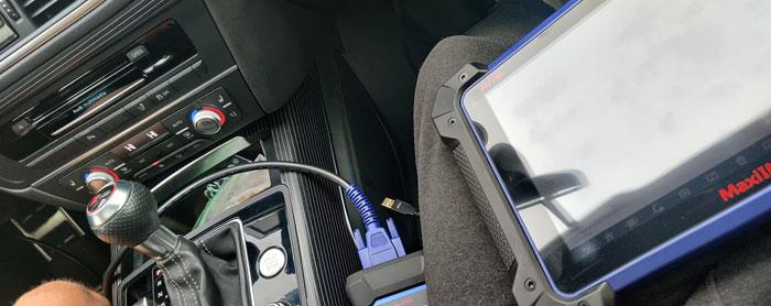 2014 Audi Rs7 Autel Im608 2