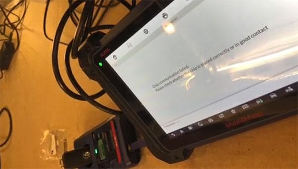 Autel Im608 Xp400 Cannot Read Transponder Solution 1