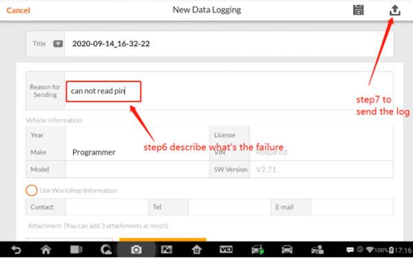 Autel Im608 Xp400 Cannot Read Transponder Solution 12