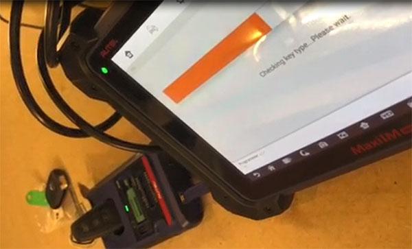 Autel Im608 Xp400 Cannot Read Transponder Solution 2