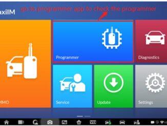 Autel Im608 Xp400 Cannot Read Transponder Solution 5