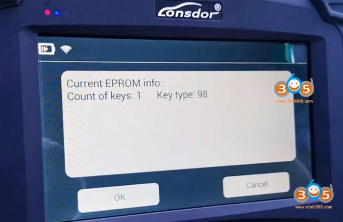 Lonsdor K518 2011 Toyota Prius 15