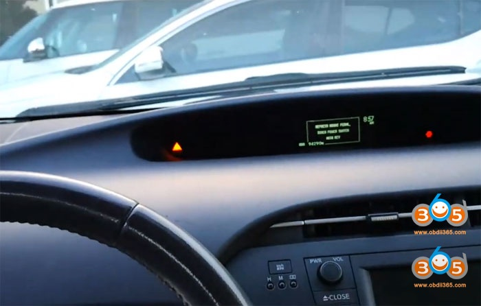 Lonsdor K518 2011 Toyota Prius 2