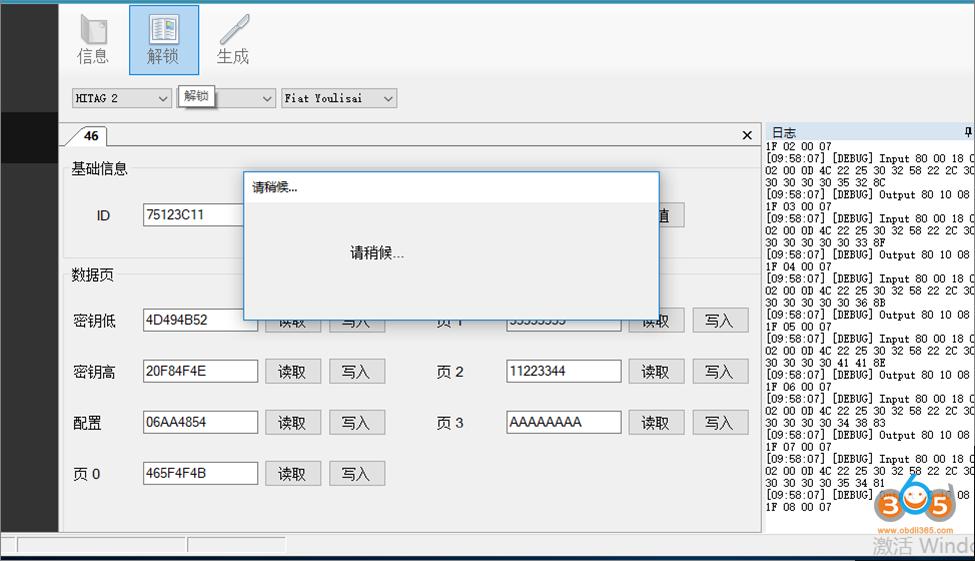 Use Vvdi Cgdi Mercedes Key Program It With Kc501 07