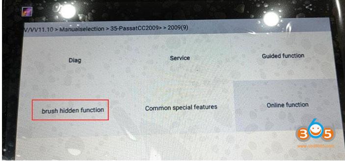 Xtool A80 Hidden Function
