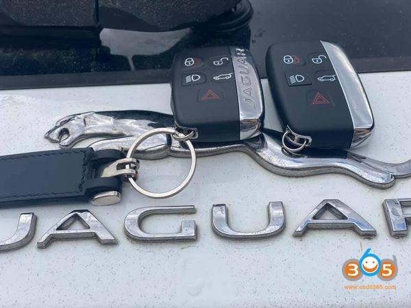 Autel Im608 2016 Jaguar P Face 1
