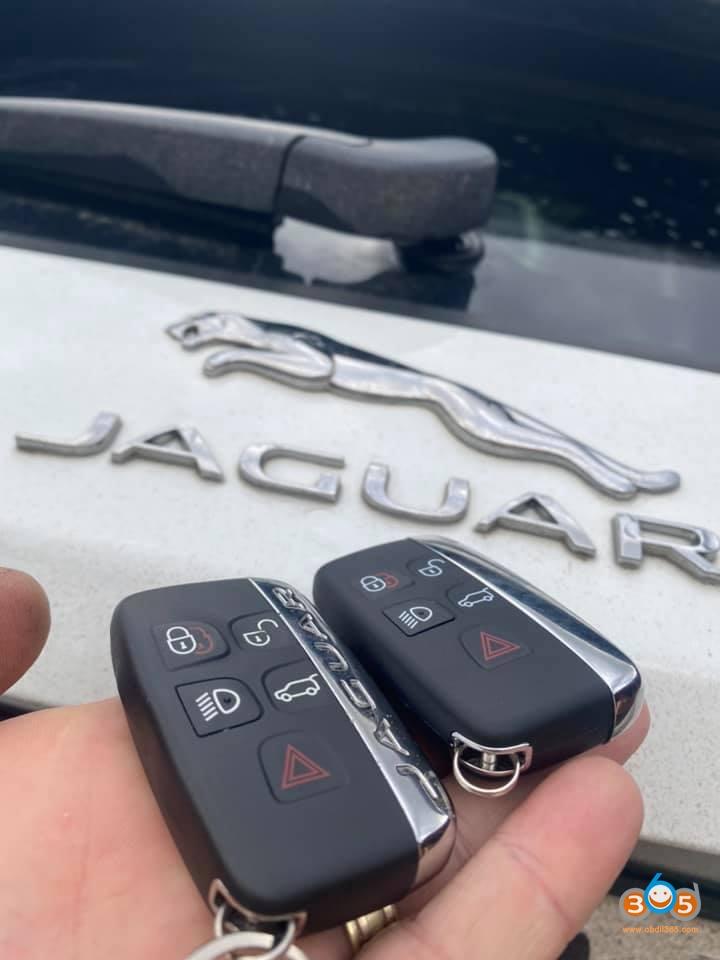 Autel Im608 2016 Jaguar P Face 2