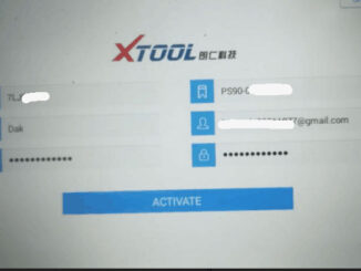 Xtool Ps90 Network Error 1