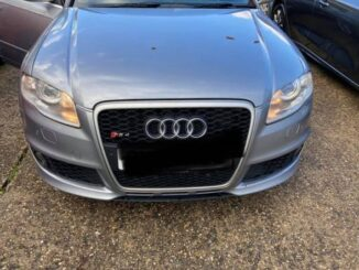 Autel Im508 2007 Audi RS4 Add Key 1