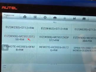 Im508 Xp400 Read W906 Eis Pass 5