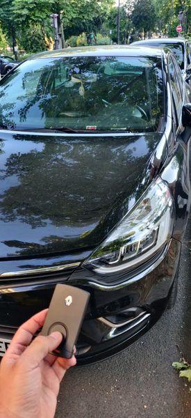 2017 Renault Clio 4 AKL Obdstar 1