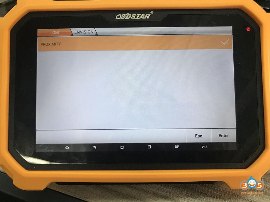 Obdstar Can Fd Adapter Program Gm 2021 2020 Key 06