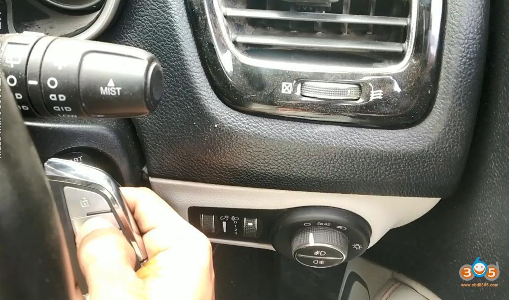 Autel Im508 Jeep Na Compass Immo 15