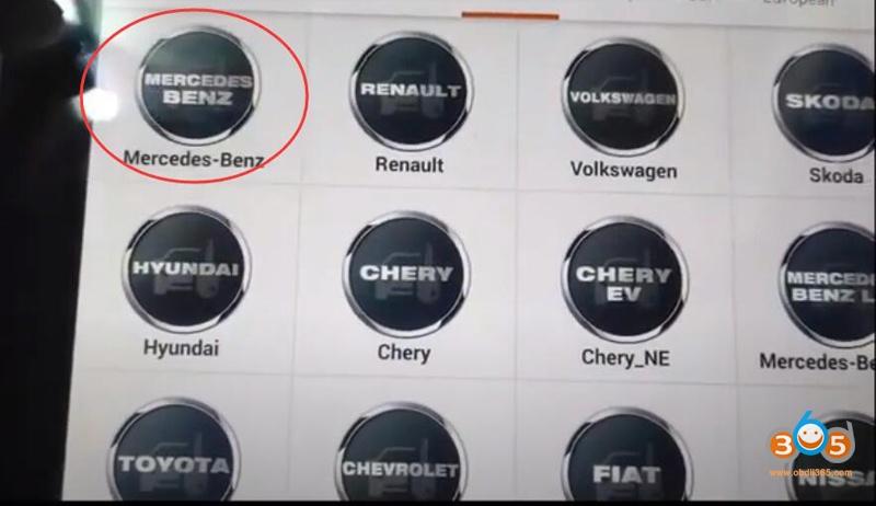 Autel Im608 Renew Benz Be Key 3