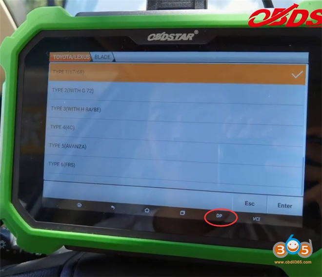 X300 Dp Plus Program Toyota 8a H Akl 10