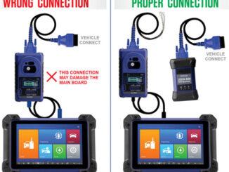 Autel Im608 Chip Communication Failed Solution 2