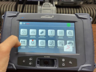 Review Obdstar X300 Dp Plus Vs Lonsdor K518ise 1