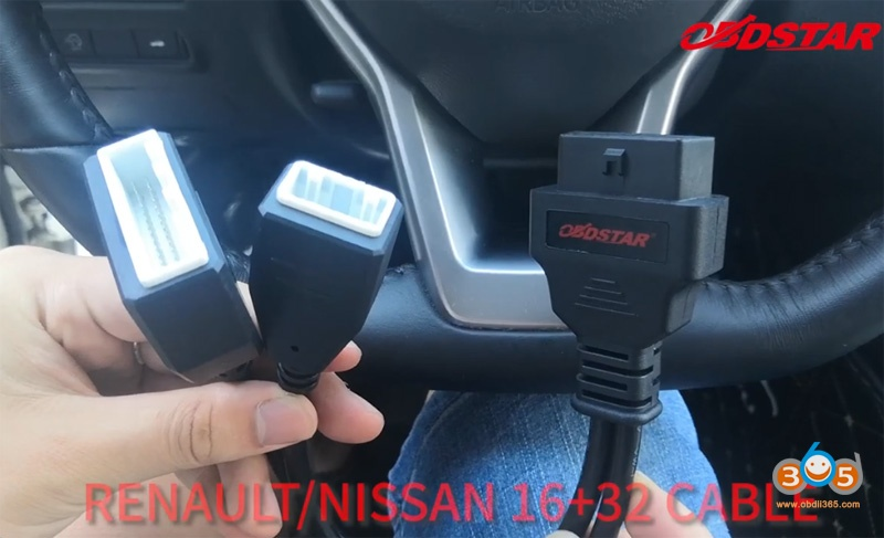 Obdstar Nissan Sylphy B18 Proximity 1