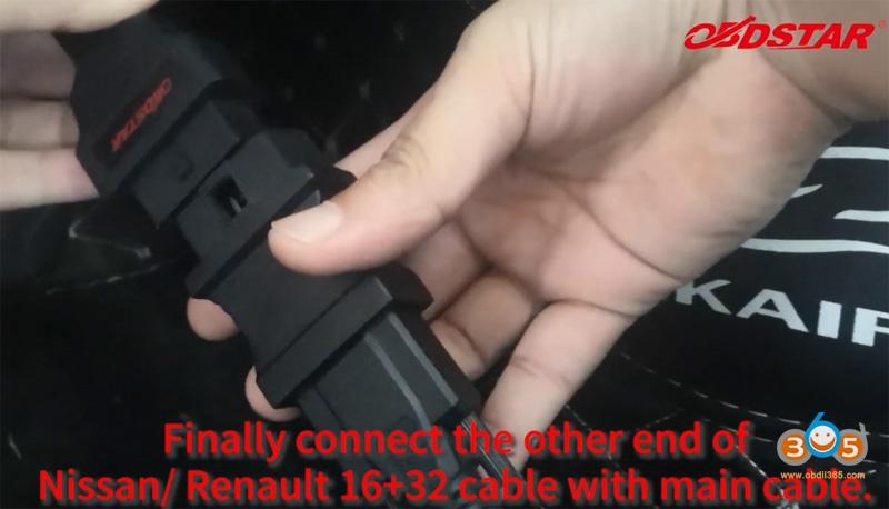 Obdstar Nissan Sylphy B18 Proximity 3