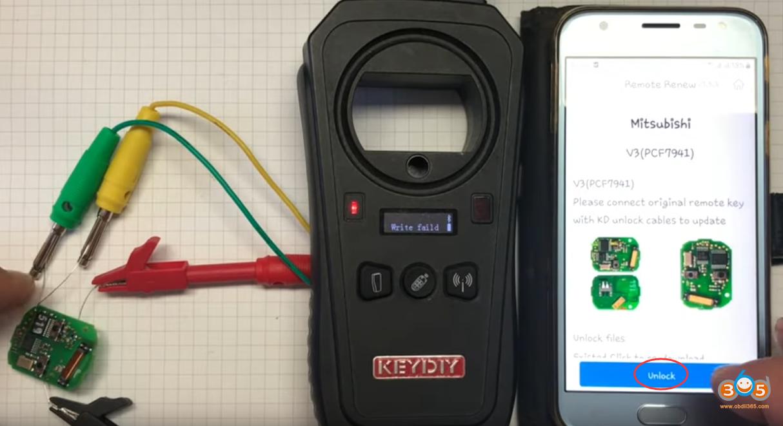 Keydiy Kx X2 Unlock Smart 454 Key 10