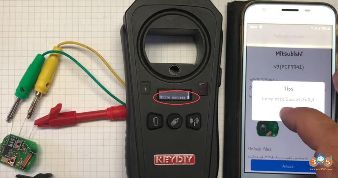 Keydiy Kx X2 Unlock Smart 454 Key 12