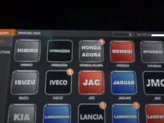 Obdstar Hyundai Accent 2020 Smart Key 1