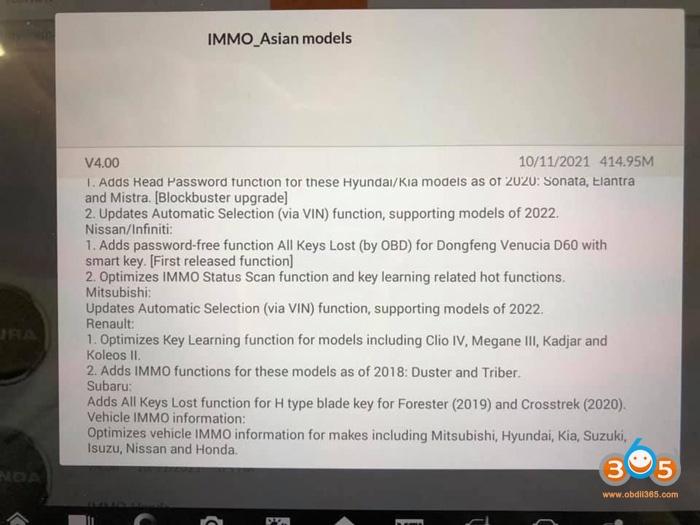 IM608 Asian Immo Update 2