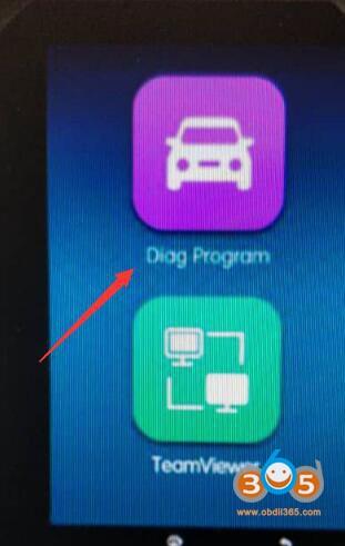 Obdstar No Diagprogram Icon 2